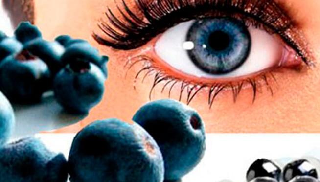 Помогает ли черника и морковь для зрения?